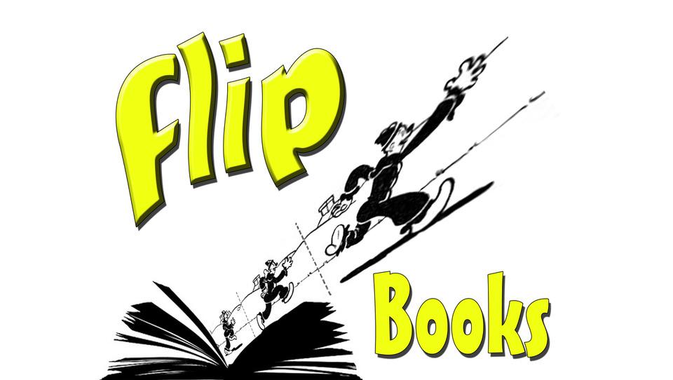Flip Books Unique Entertainment Idea The Podgroup