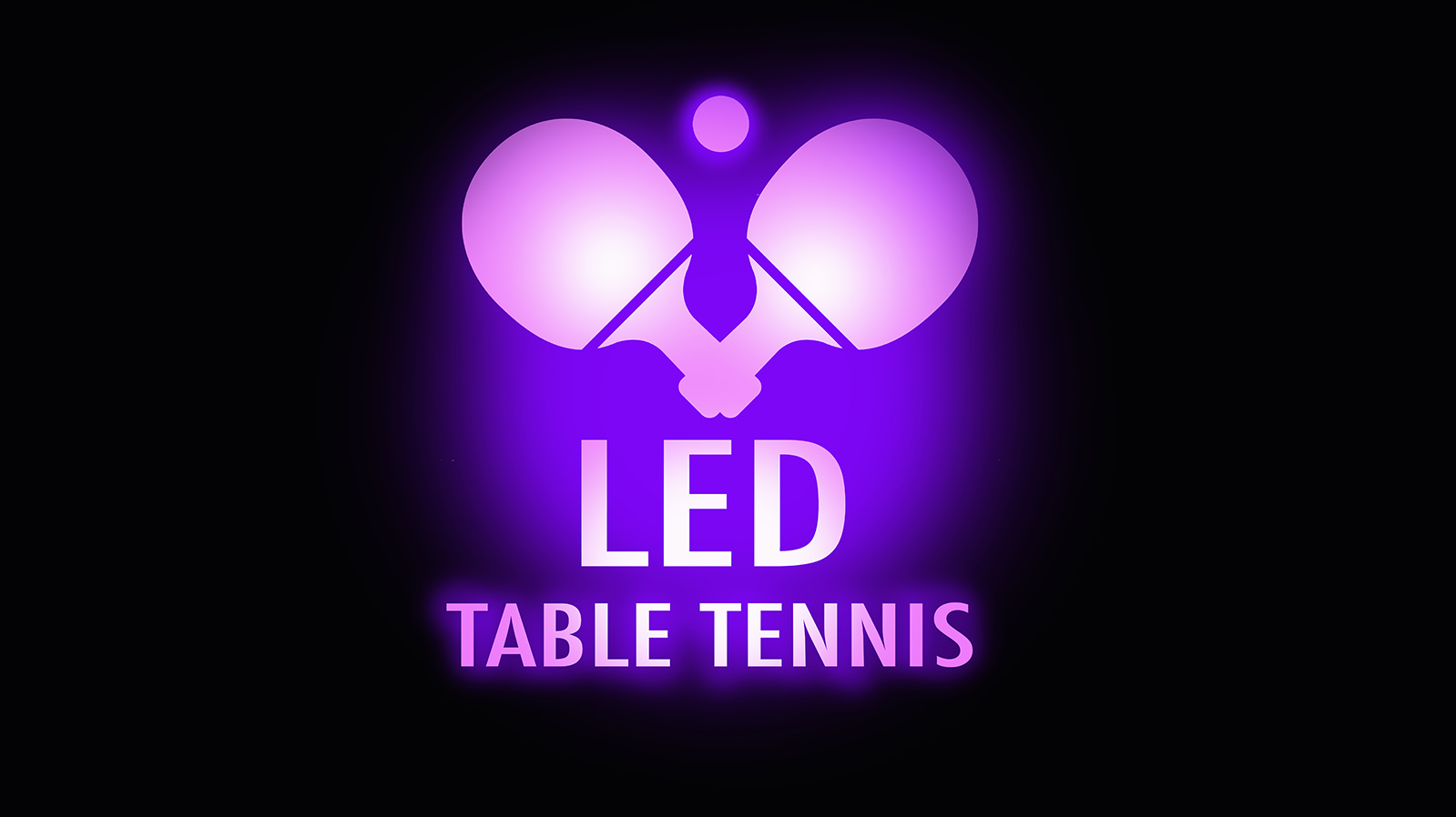 LED Table Tennis